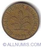 Image #2 of 10 Pfennig 1971 G