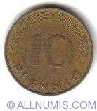 Image #1 of 10 Pfennig 1971 G