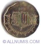 Image #2 of 50 Centavos 2005