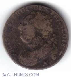 Image #1 of 12 Denier 1792 A