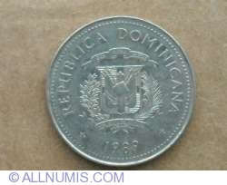 25 Centavos 1989
