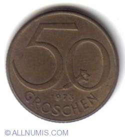 Image #2 of 50 Groschen 1973