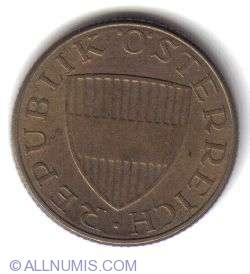Image #1 of 50 Groschen 1973