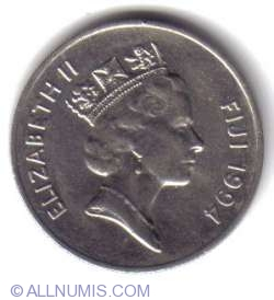 Image #1 of 10 Cents 1994