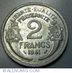 Image #1 of 2 Francs 1941