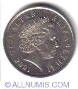 Imaginea #1 a 10 Pence 2001