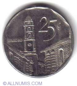 Imaginea #2 a 25 Centavos 2003