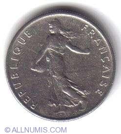 Image #1 of 1/2 Franc 1967