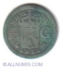 Image #1 of 1/10 Gulden 1911