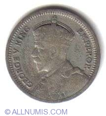 Image #1 of 3 Pence 1933