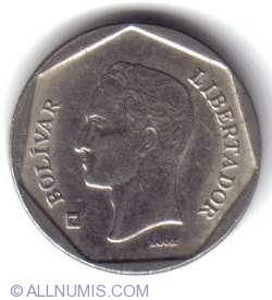 Imaginea #1 a 50 Bolivars 1999