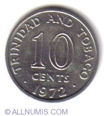 Imaginea #1 a 10 Centi 1972