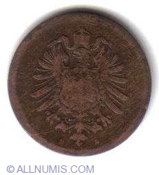 Image #2 of 1 Pfennig 1874 D