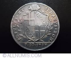 Image #2 of 10 Paoli (Scudo) 1797
