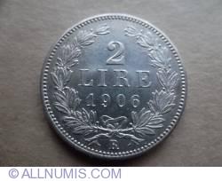 Imaginea #1 a 2 Lire 1906