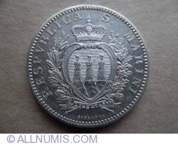 Imaginea #2 a 2 Lire 1906