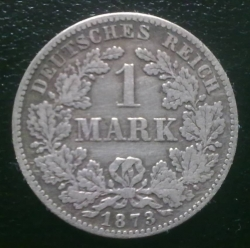 Image #1 of 1 Mark 1873 F
