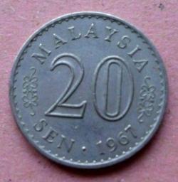Image #1 of 20 Sen 1967