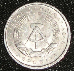 Image #2 of 1 Pfennig 1980 A