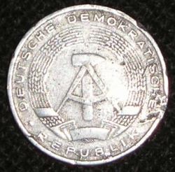 Image #2 of 10 Pfennig 1965 A