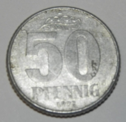 Image #1 of 50 Pfennig 1972 A