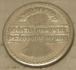 Image #2 of 50 Pfennig 1920 E