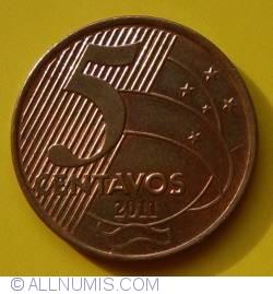 Imaginea #1 a 5 Centavos 2011