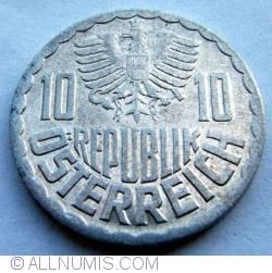 10 Groschen 1980