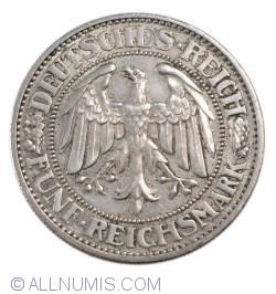 Image #1 of 5 Reichsmark 1928 G