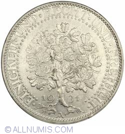 Image #2 of 5 Reichsmark 1931 A