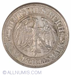 Image #1 of 5 Reichsmark 1932 A