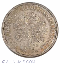 Image #2 of 5 Reichsmark 1932 A