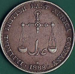 Image #1 of 1 Rupee 1888 H.