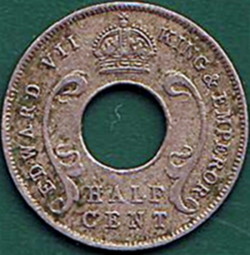 Image #1 of 1/2 Cent 1909