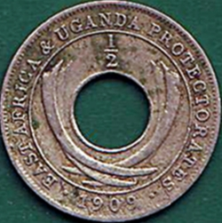 Image #2 of 1/2 Cent 1909