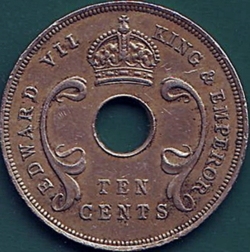 Image #1 of 10 Cents 1907