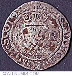 Image #1 of 1 Bawbee (6 Pence) N.D. (1543-58)