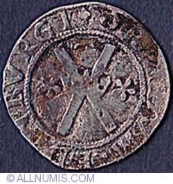 Image #2 of 1 Bawbee (6 Pence) N.D. (1543-58)
