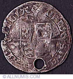 Image #2 of 1 Groat (4 Pence) N.D. (1553-54)