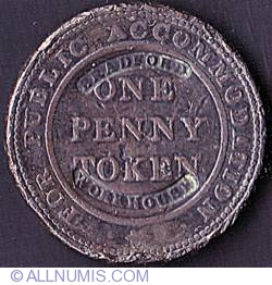 Image #2 of 1 Penny 1812