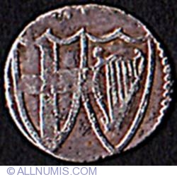 Image #2 of 1 Penny N.D. (1649-1660)