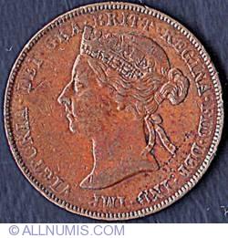 1 Pice 1898