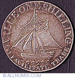 Image #1 of 1 Shilling 1811