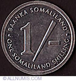 Imaginea #2 a 1 Shilling 1994 PM