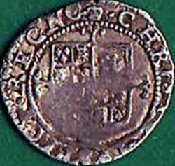 1 Penny N.D. (1660).