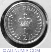 Imaginea #1 a 1/2 New Penny 1971 - Proba monetara