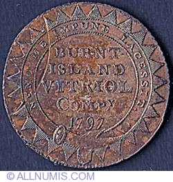 Image #1 of 1/2 Penny 1797