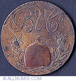 Image #2 of 1/2 Penny 1797