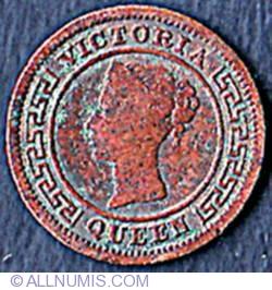 Imaginea #1 a 1/4 Cent 1870