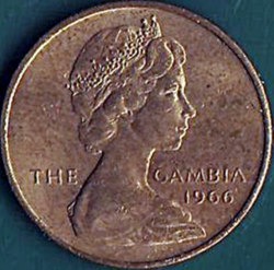 Image #1 of 3 Pence 1966